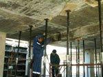 Инъектирование бетона Minova в Киеве